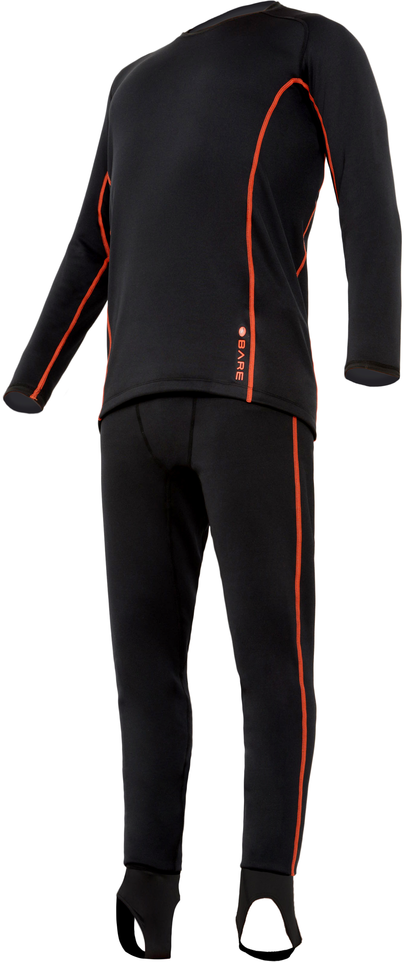 BARE Sports ULTRAWARMTH BASE LAYER TOP & PANNTS MEN
